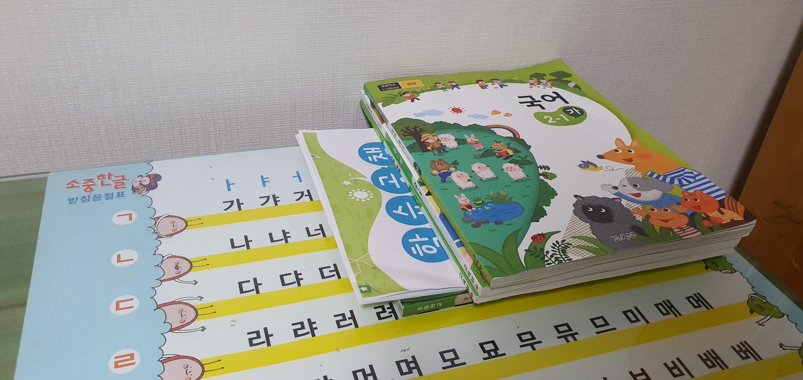 【韓国小学生】オンライン授業ついに始まる!