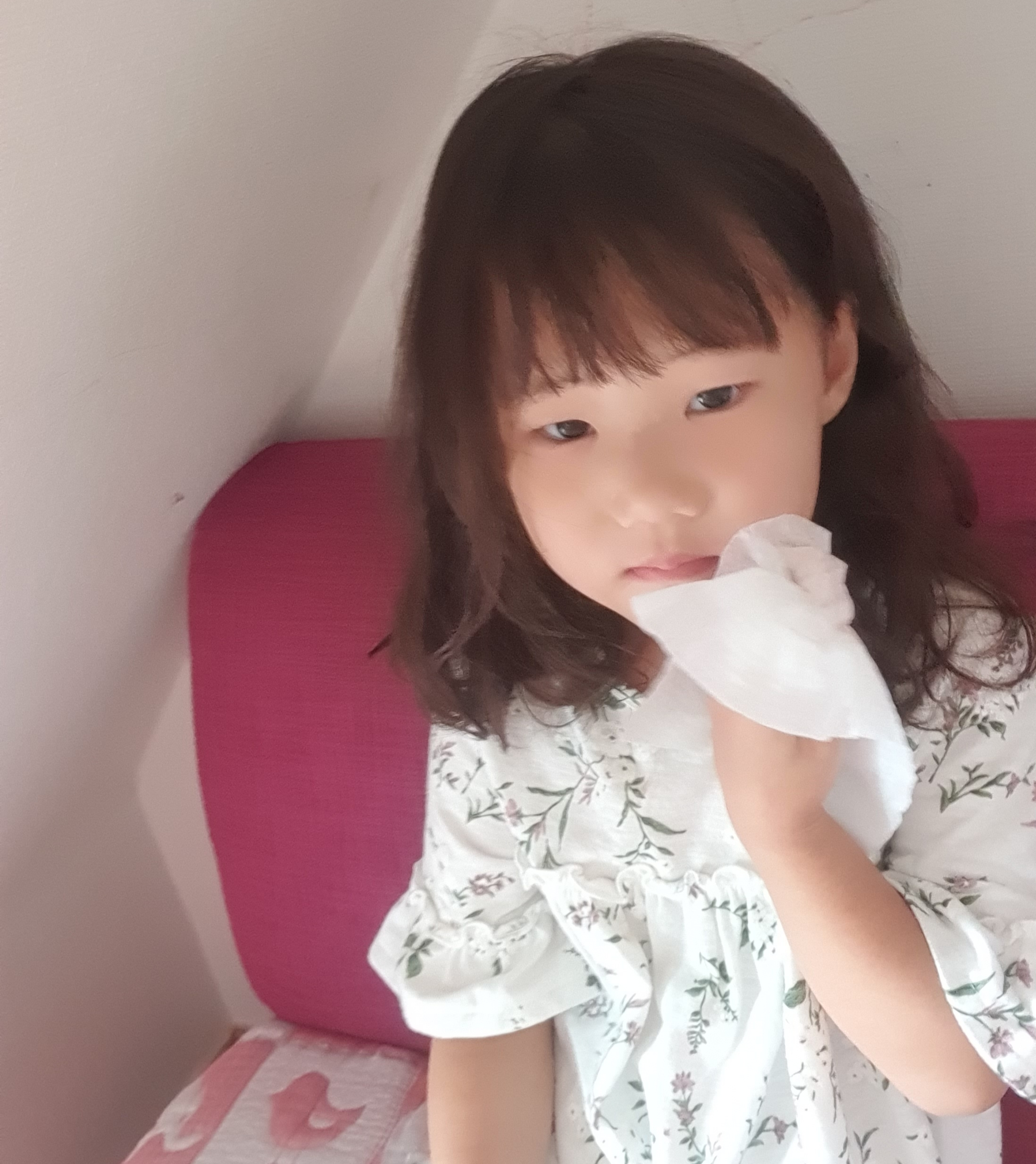 子どものコロナストレス。