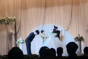 【珍島】美しい従姉妹の結婚式。